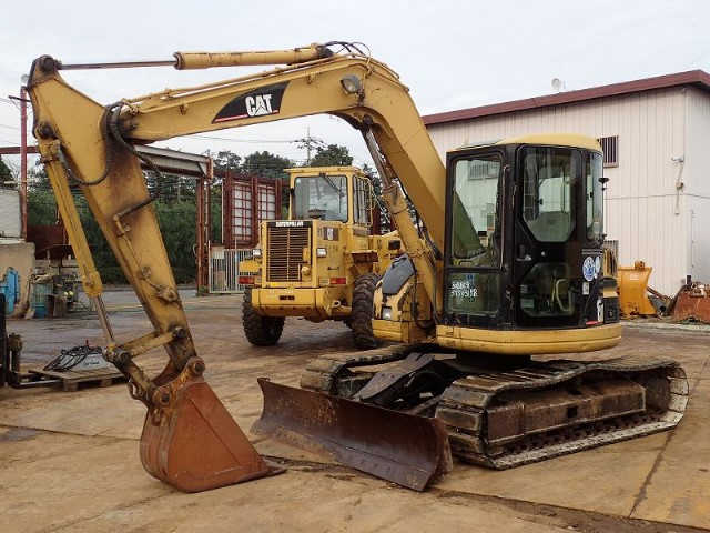 CATERPILLAR 308BSR - Amena & Sons - Your best solution for