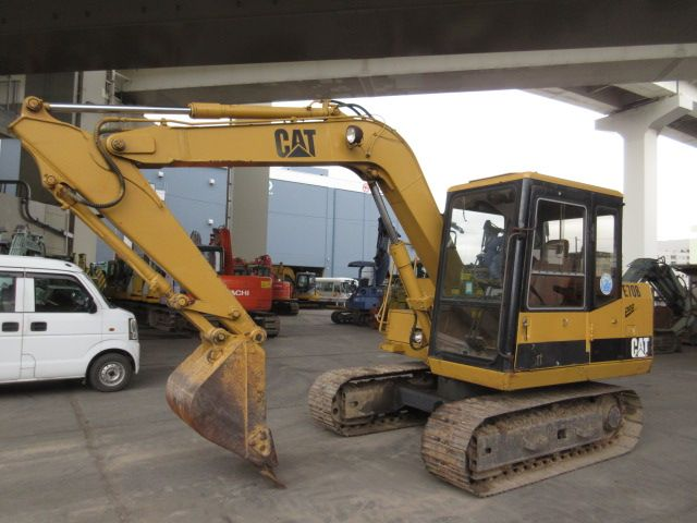 Caterpillar E70B - Amena & Sons - Your best solution for