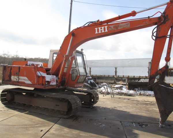 IHI IS120 Excavator - Amena & Sons - Your best solution for